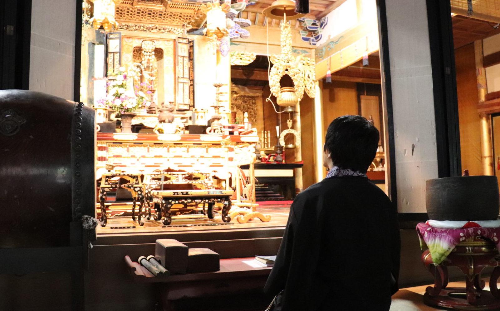 ひたすら仏教