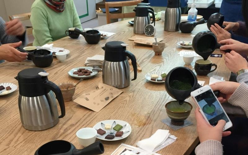 日本茶かほる一日