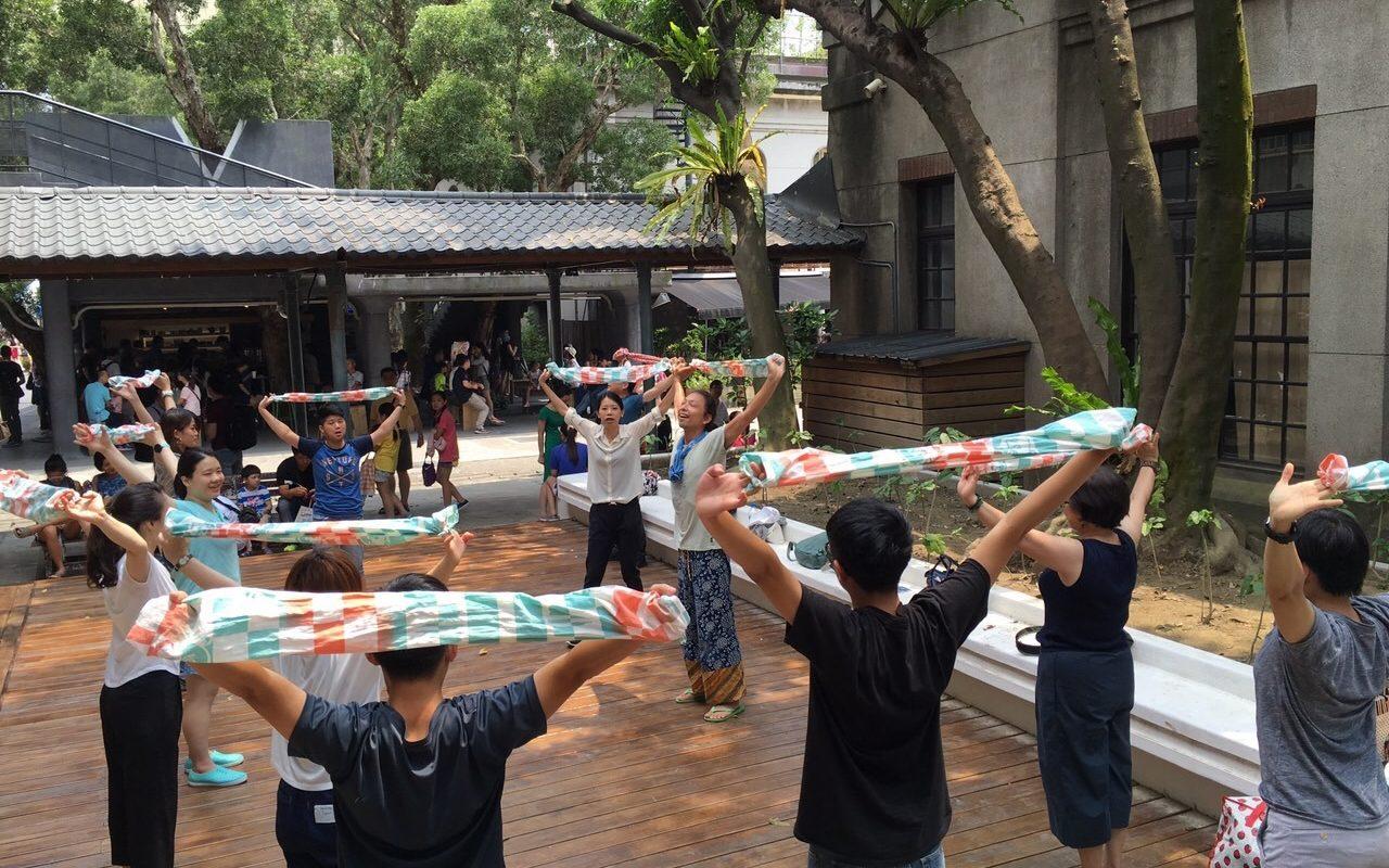 遊体法/テラノ式手ぬぐい体操